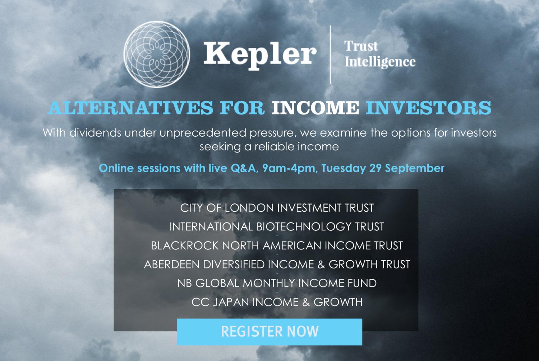 September Income event